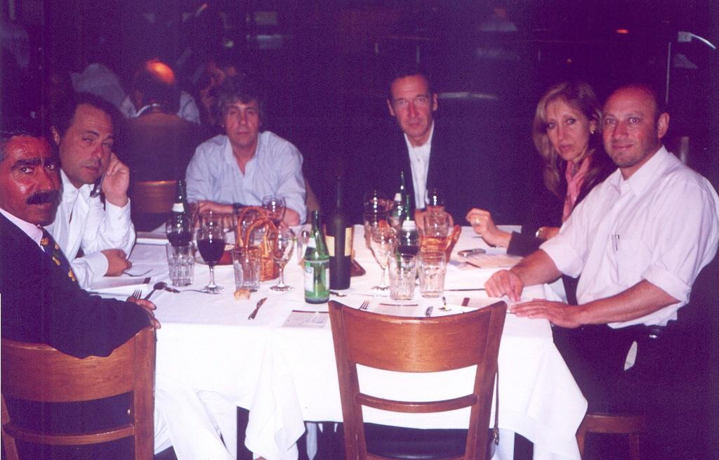Gustavo Silberman, Raul Benitez, Pablo Lo Re
