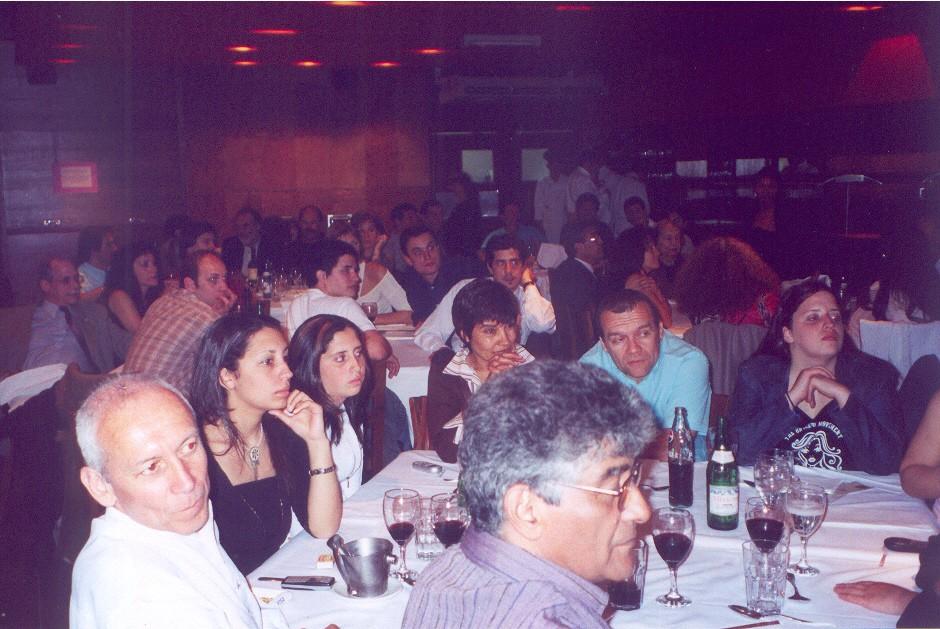 Ariel Goldstein, Diego Feld, Eduardo (Wado) de Pedro, Juan Cruz España, Nicolás Cevela, Gustavo de la Calle